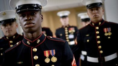 Jobs for Non-Citizens in the Marine Corps